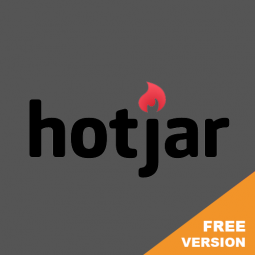 HOTJAR – FREE VERSION AVAILABLE! Watch visitor recordings, heatmaps, form analysis, etc.