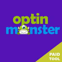 OPTINMONSTER – $9/MO. A comprehensive tool for building email subscribers through various optins.