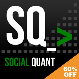 SOCIAL QUANT – 60% OFF WITH CODE 14SQD50! A tool to build your Twitter followers on autopilot.