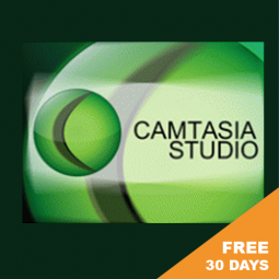CAMTASIA – FREE 30-DAY TRIAL! Edit your videos on a PC.