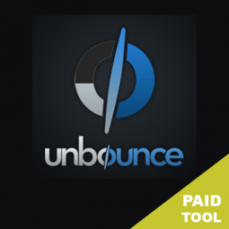 UNBOUNCE – $49/MO. Similar to LeadPages with less restrictions, but LeadPages is easier.