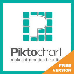 PIKTOCHART – FREE VERSION AVAILABLE! Create infographics using templates.