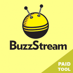 BUZZSTREAM – $24/MO. Manage your outreach.
