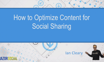 How to Optimize Content for Social Sharing