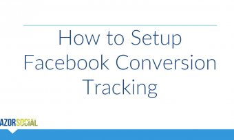 How to Setup Facebook Conversion Tracking