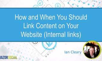 How and When You Should Link Content on Your Website (Internal Links)