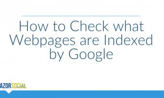 How to Check what Webpages are Indexed by Google